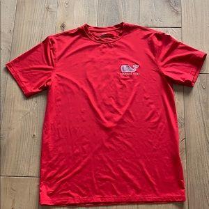 Men's Lacrosse Vineyard Vine Short Sleeve Shirt